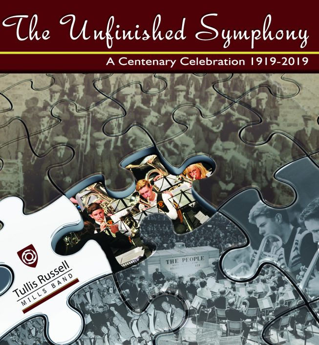 CD: The Unfinished Symphony