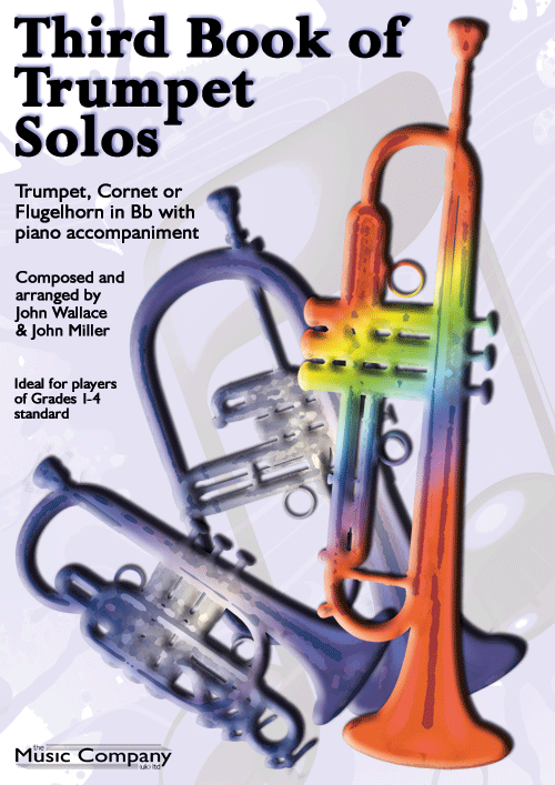 Music: Third Book of Trumpet Solos
