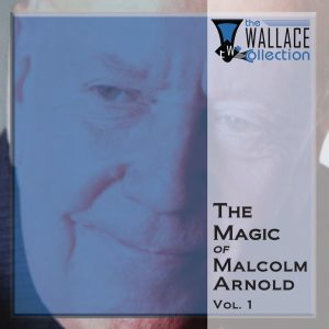 CD: The Magic of Malcolm Arnold