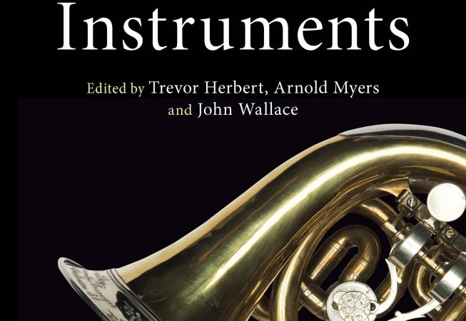Book: Cambridge Encyclopedia of Brass Instruments